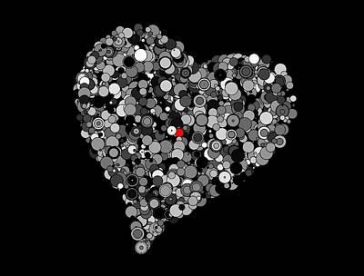 Fantasy Digital Art - Fading Love by Marianna Mills