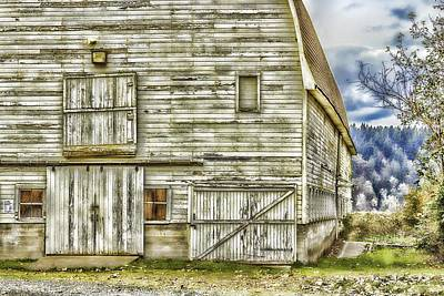 Photograph - Fading Memories by Barry Jones