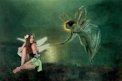 Faerie Magick Art Print
