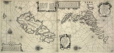 Faeroe Islands Art Print