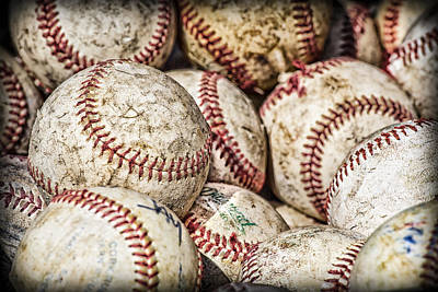 Baseball Royalty-Free and Rights-Managed Images - Fair Balls by Caitlyn  Grasso