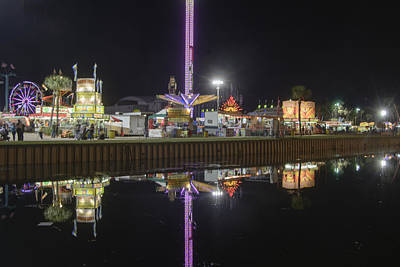 Fair Reflections Art Print