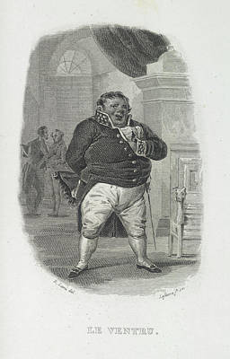 Edition Photograph - Fair Round Belly by British Library