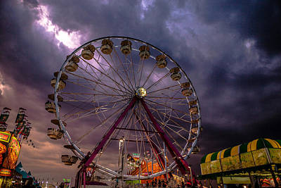 Photograph - Fair by Sennie Pierson