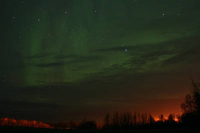 Photograph - Fairbanks From Afar by Jon Emery