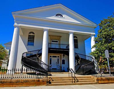 Photograph - Fairfield Sc Court House by Joseph C Hinson Photography