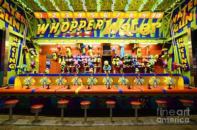 Yoyo Photograph - Fairground Fun Sideshow 2 by Bob Christopher