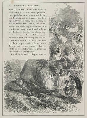 Fairies Art Print by British Library