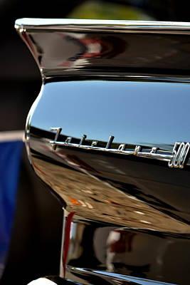 Photograph - Fairlane 500 Wing by Dean Ferreira