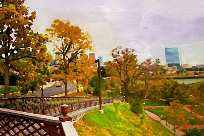 Fairmount View Art Print by Alice Gipson