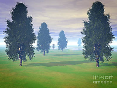 Fairway To Seven Art Print
