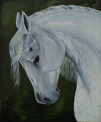 Lisa Rodriguez Painting - Fairway's Feliciano by Lisa Rodriguez