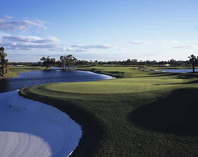 Photograph - Fairwinds Golf Course by Stephen Szurlej