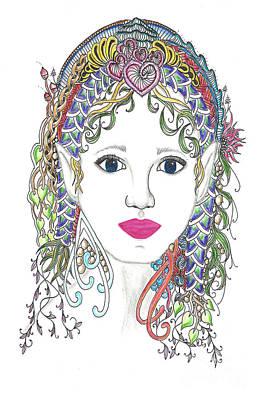 Fairy 1 Art Print