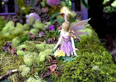 Photograph - Faerie by Peggy King