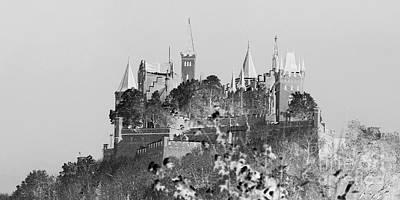 Digital Art - Fairy Tale Castle 1 by Rudi Prott
