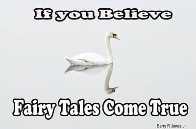 Digital Art - Fairy Tales by Barry R Jones Jr
