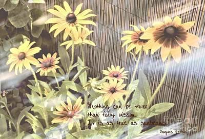 Fairy Wisdom Art Print