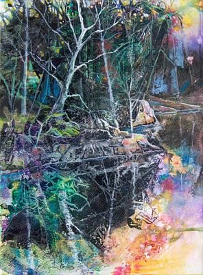 Fairy Woods I Original