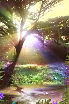 Alixandra Mullins Photograph - Fairyland Sunset by Alixandra Mullins