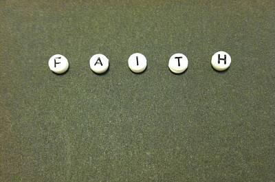 Photograph - Faith by Alohi Fujimoto