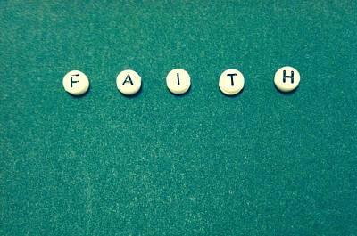 Photograph - Faith - Edit by Alohi Fujimoto
