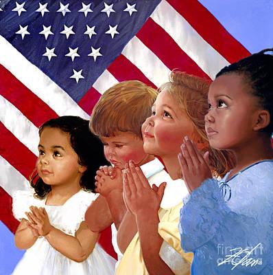 Faith In America Original by Donald Zolan
