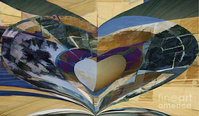 Be My Valentine Digital Art - Faithful Heart by Ursula Freer