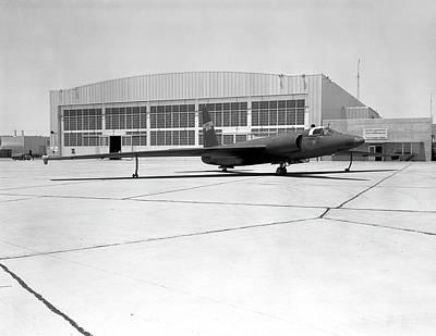 Fake Nasa Lockheed U-2 Aircraft Art Print