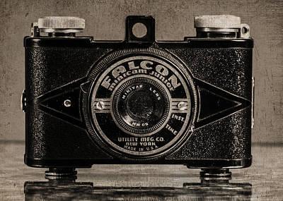 Toy Camera Photograph - Falcon Minicam Junior by Jon Woodhams