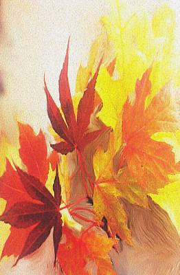 Digital Art - Fall 2012 by Dennis Buckman