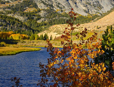 Photograph - Fall At North Lake by Joe Doherty