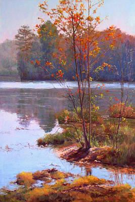 Painting - Fall Beauty by Marsha Savage