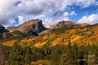 Soap Suds - Fall Colors at Rocky Mountain National Park by Ronda Kimbrow