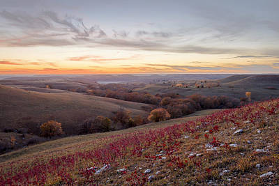 Photograph - Fall Colors by Scott Bean
