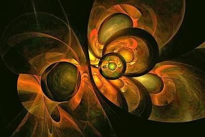 Fall Equinox Art Print