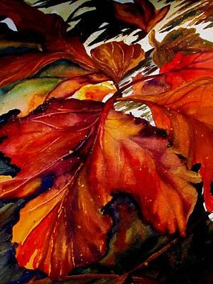 Autumn Dressage Original