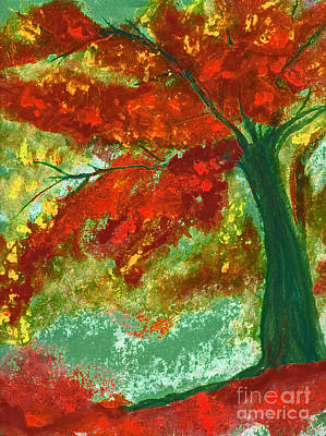 Fall Impression By Jrr Art Print by First Star Art