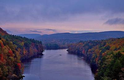 Photograph - Fall In New England by Robert Habermehl