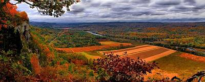 Photograph - Fall In The Valley by Nick Zelinsky