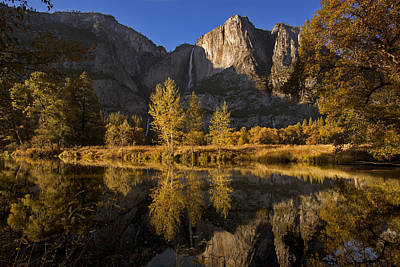 Photograph - Fall In Yosemite  Mg2899 by David Orias