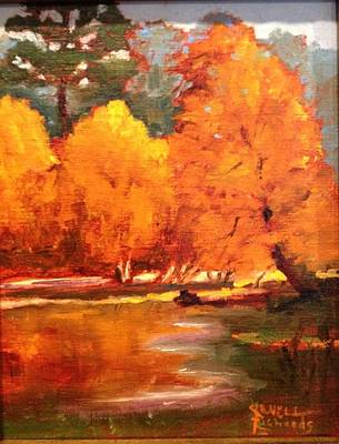 Painting - Fall  by Jenell Richards