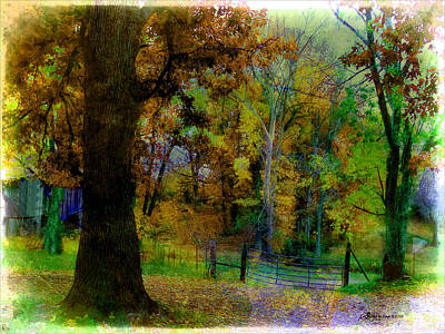 Photograph - Fall Moving In by Ericamaxine Price