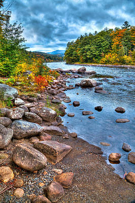 Photograph - Fall On The Hudson River by David Patterson