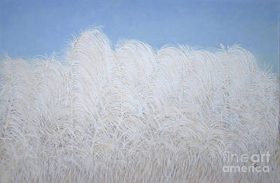Painting - Fall Plumes by Cindy Lee Longhini