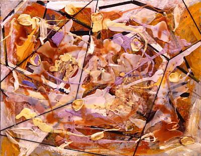 Painting - Fallen Petals by Marita Esteva
