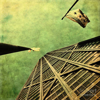 Falling Up Art Print by Andrew Paranavitana