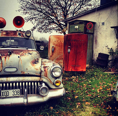 Fallout Photograph - Fallout by Max Josefsson