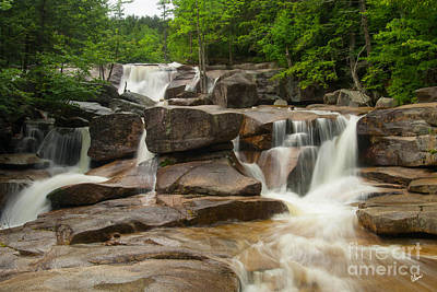 Photograph - Falls At Diana's Bath by Alana Ranney