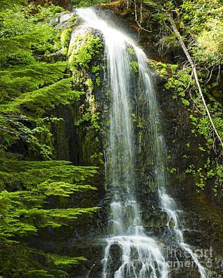 Photograph - Falls Creek II by Chuck Flewelling